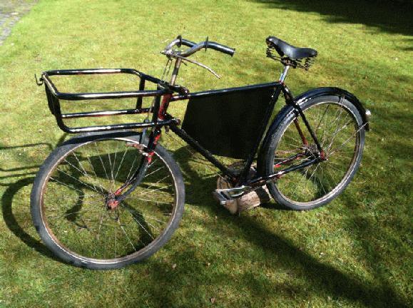appraisal vintage bike