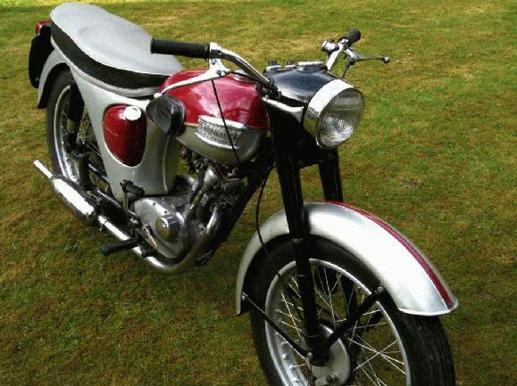 Triumph Tiger Cub For Sale 1965 Vintage Motoring Parts And