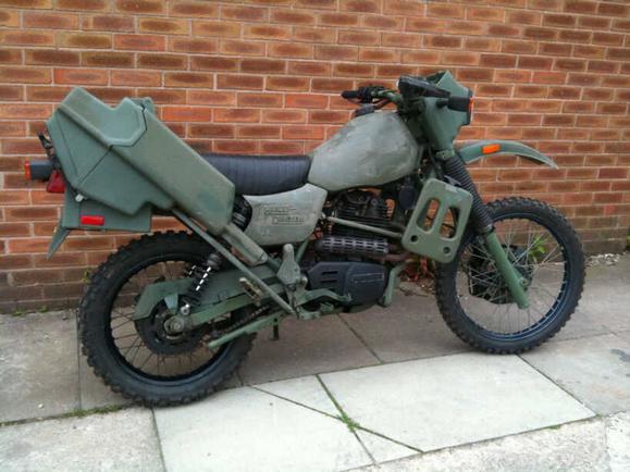 Rotax Harley Davidson – Idea di immagine del motociclo