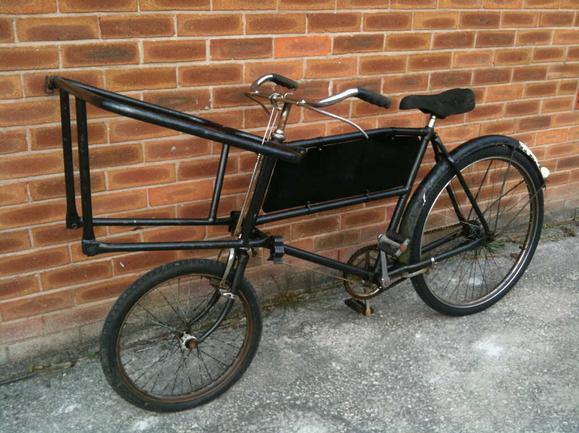 Vintage Delivery 36