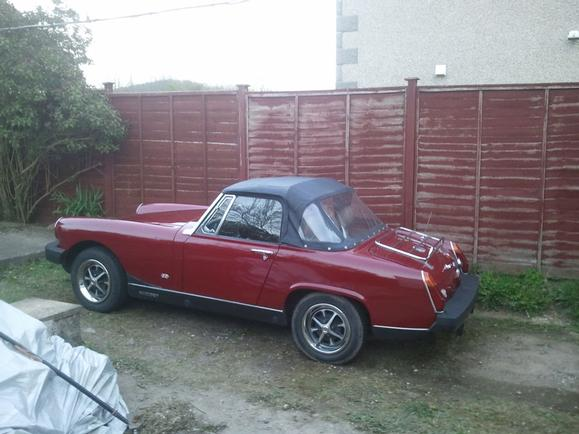 Voice animated mg midget project ocean LOVE