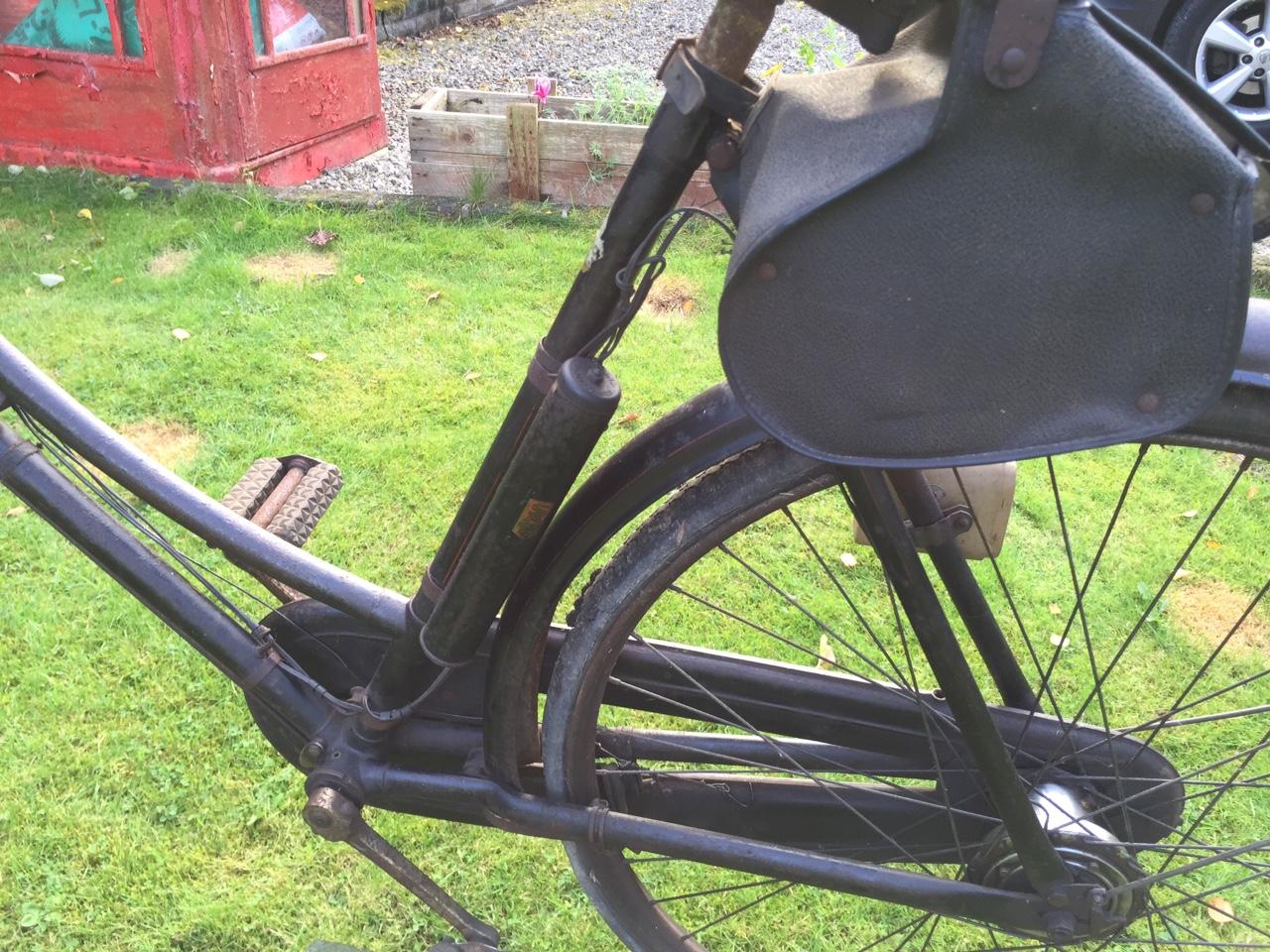 Raleigh Bike Vintage 58